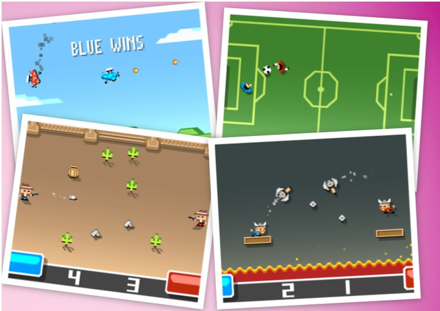 Game Micro Battles