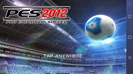 pes 2012 apk in PES 2012 (Full) v1.0.5 APK
