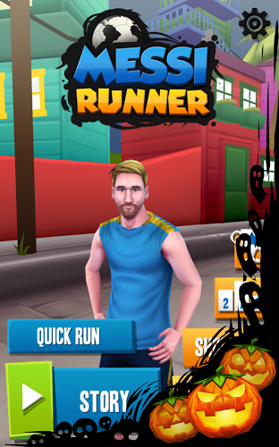dowload messi runner mod in Messi Runner wendgames free download