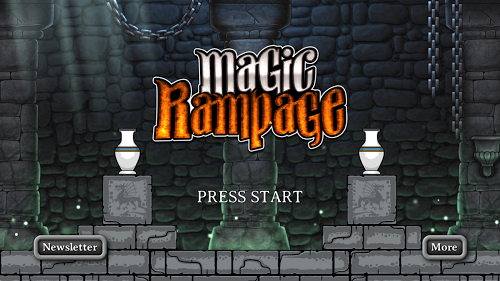 Magic Rampage mod hack