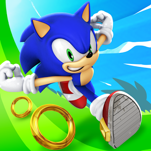 sonic dash mod apk unlimited money icon