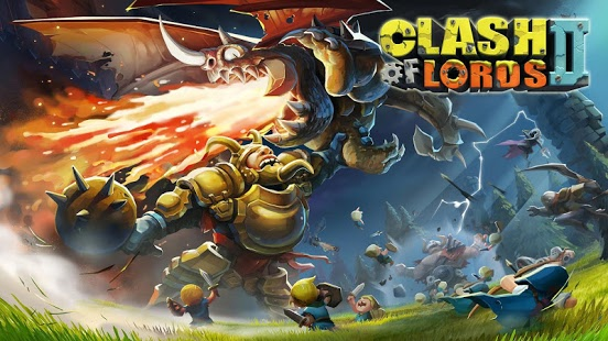 download Clash of Lords 2 mod in Clash of Lords 2 unlimited money