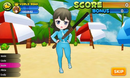 Game Sports girls dewasa gratis icon