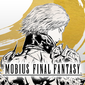 Mobius final fantasy apk data mod obb terbaru icon