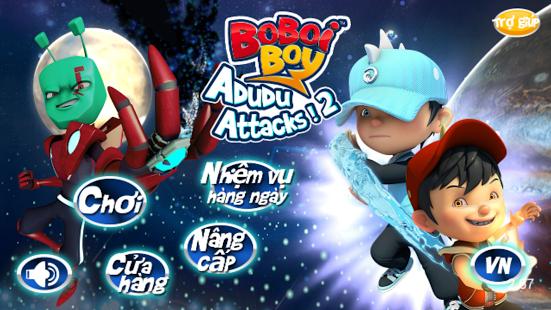 download BoBoiBoy Adudu Attacks in BoBoiBoy mod apk full version