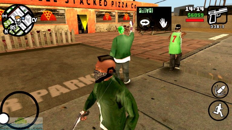 GTA San Andreas – Grand Theft Auto Mod