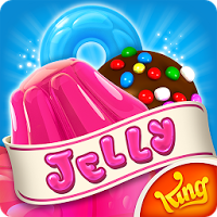 Game Candy Crush Jelly Saga