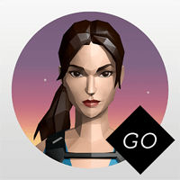 Lara Croft GO HD Full/ Unlocked icon