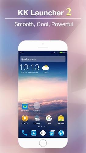Aplikasi KK Launcher