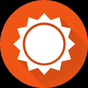 Aplikasi AccuWeather Platinum icon