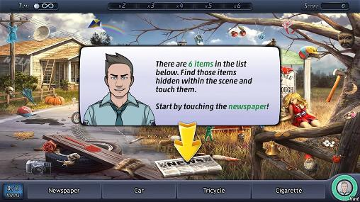 Criminal Case Mod apk in Game Criminal Case Mod Android