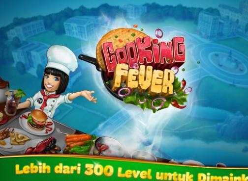 Game Cooking Fever