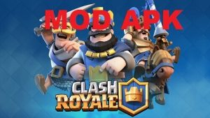 Clash royale  apk mod cheat download